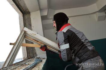 Управляющая компания «Потенциал» начала работы по текущему ремонту жилья