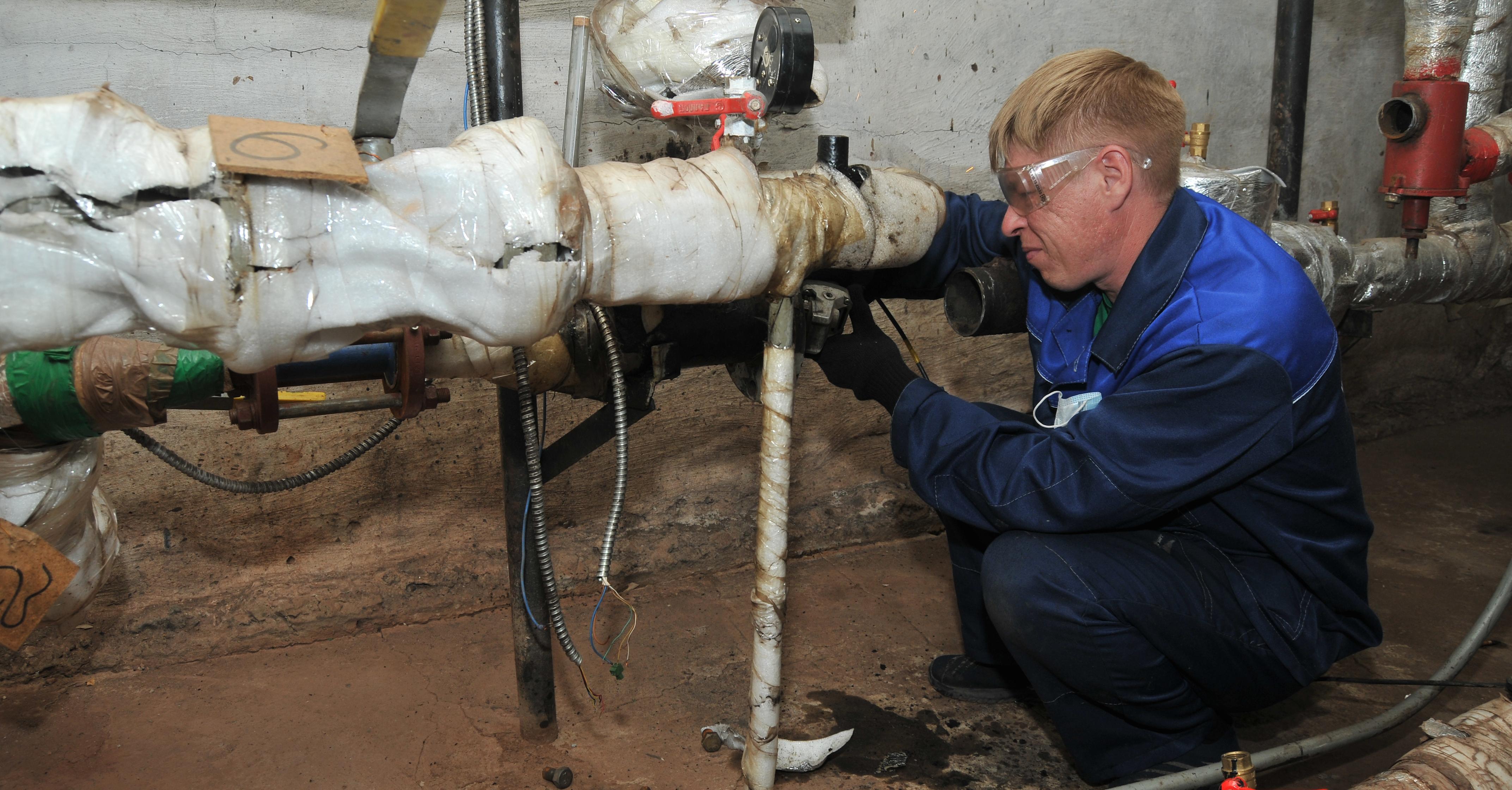 Замена и ремонт сантехнического оборудования